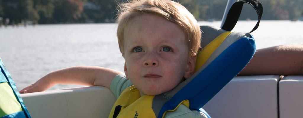Water! How to Choose the Right Life Jacket