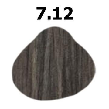 Coloration D Oxydation Majirel Naturel N712 Blond Cendre Irise 50ml
