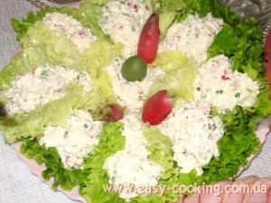 Весняна салата