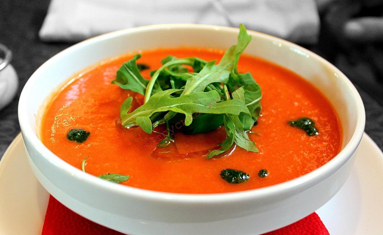 Рецепт класичного гаспачо - Катрусина кухня