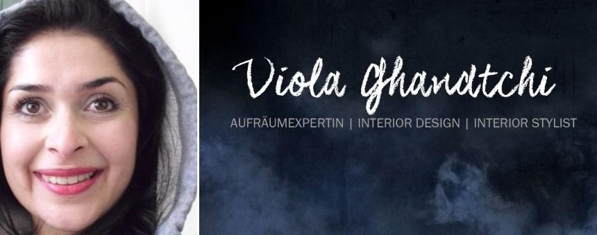 Bild Viola Ghandtchi mit Beschreibung