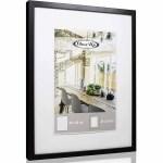 Rahmen Schwarz, Wände mmiv Bildern Dekoreiren
