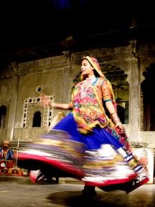 Rajasthanin tanssi