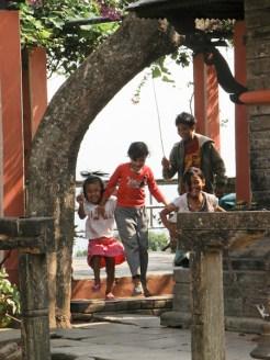 Bandiburin lapset