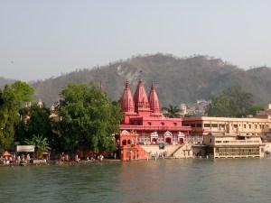 Ganges Haridwarissa