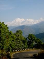 Himalajan mutkatietä