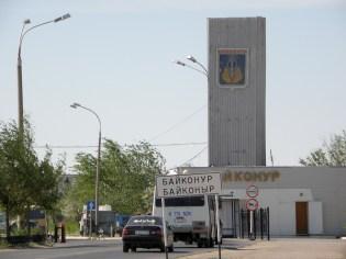 Baikonur, kaupunki, josta pääsee avaruuteen