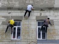 Kazanin julkisivuja remontoitiin vimmatusti ennen universiadeja