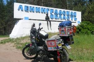Leningradin oblasti