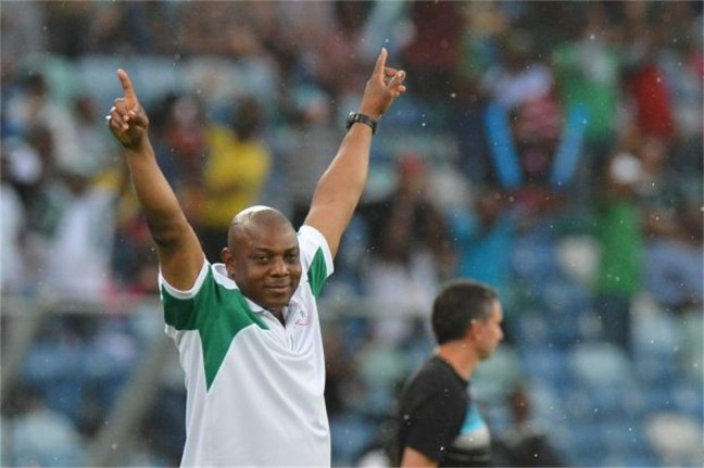 Stephen Keshi - Nigerian Coach