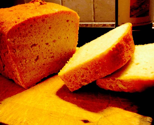 Gluten free cider bread