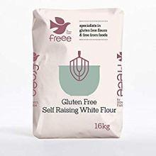 Doves farm self-raising flour