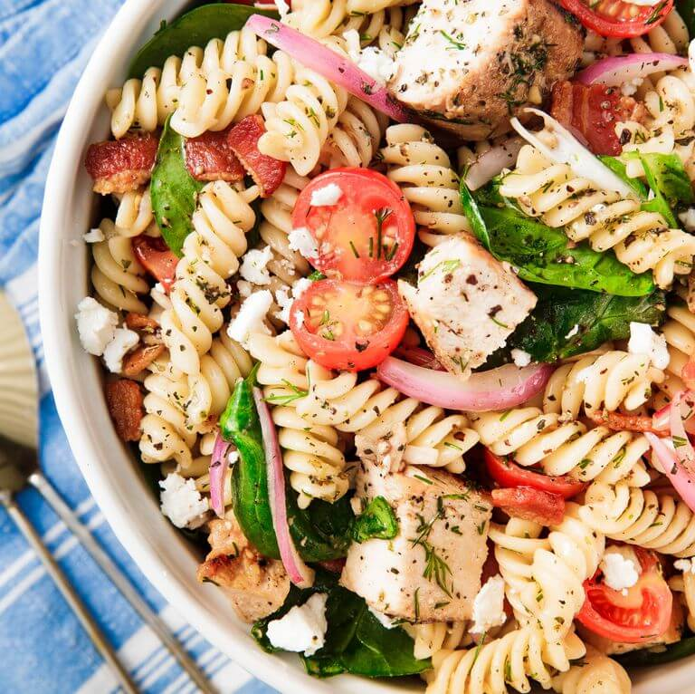 19 Simple Chicken Pasta Recipes For A Delicious Meal ...