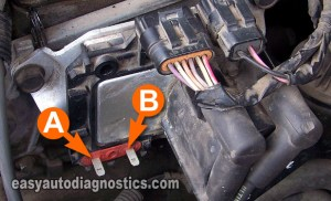 Part 1 How to Test the GM 22L Ignition Coil Pack