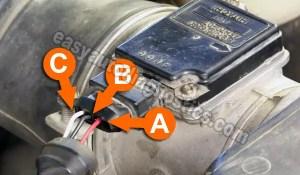 Part 1 26L Isuzu MAF Sensor Test Amigo, Pick Up, Rodeo