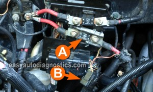 Part 2 How To Test the Alternator (19972002 46L Ford F150)