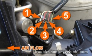 Part 1 How To Test The MAF Sensor (20022003 35L Maxima)