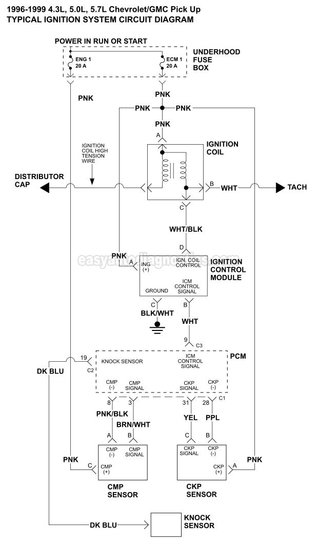 Gm Ignition Control Module Wiring | Avecdd Unix