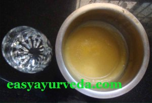 ghee for skin care