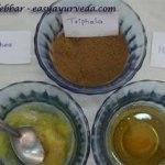 Triphala Home Remedy For Eye Care