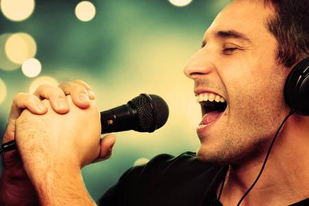 singer voice