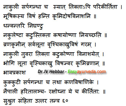 Sarpagandha Rauwolfia serpentina Uses, Side Effects