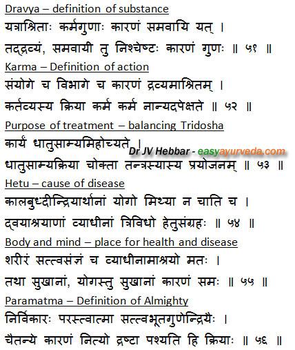 charaka samhita sutrasthana chapter 1 quest for longevity