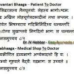 Commissions From Patients, Medical Stores For Ancient Ayurveda Doctor!