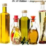 Sesame Oil, Coconut Oil, Castor Oil, Mustard Oil – Comparison