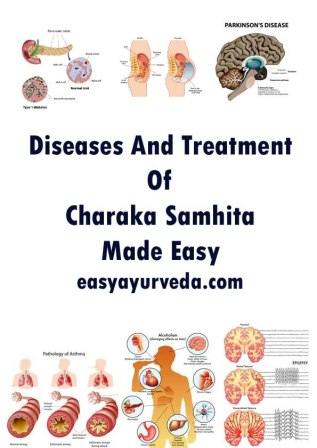Disease- Treatment Of Charaka Samhita Made Easy