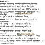 Kshudra Kushta: Minor Skin Diseases, Symptoms, Prognosis