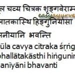 Deepaneeya Gana Herbs Of Charaka: Review, Benefits, Formulations