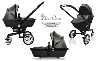aston martin silver cross edition stroller