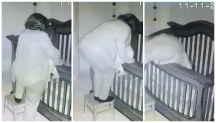 crib accidents
