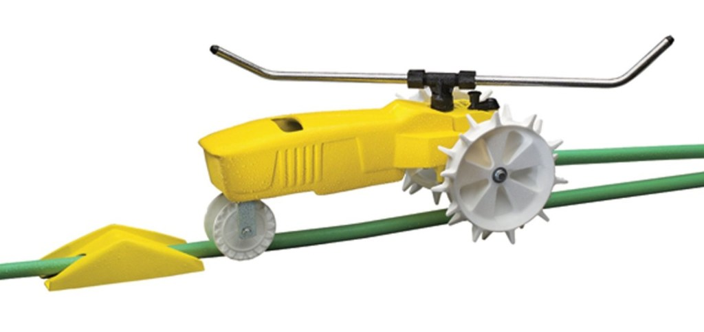 Raintrain Traveling Sprinkler