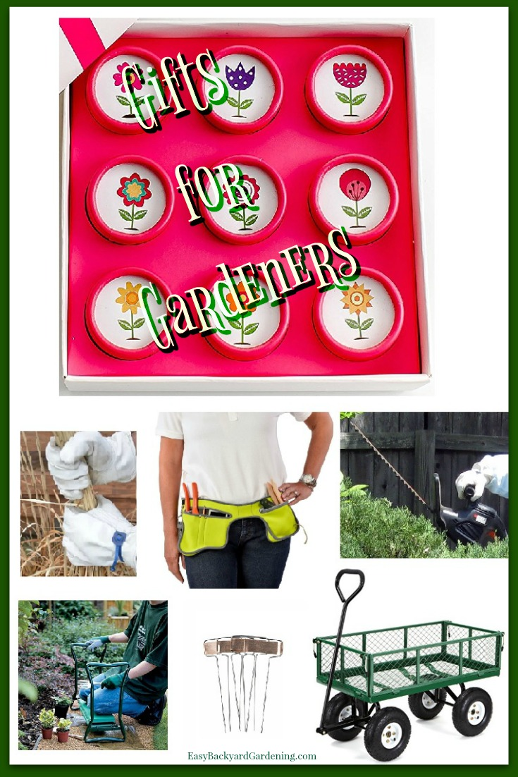 Recommended Gifts for Gardeners