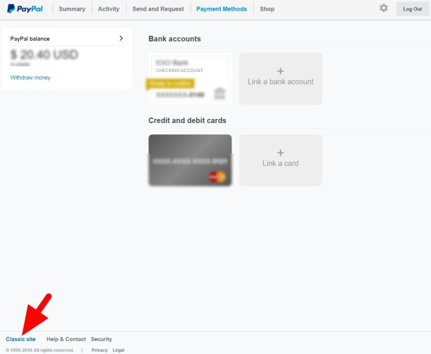 004_PayPal Payment Methods