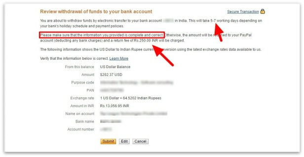 How to Withdraw PayPal Funds to Your Bank Account