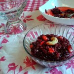 Beetroot Halwa in microwave | velvety smooth sweet dish cooked with beetroot
