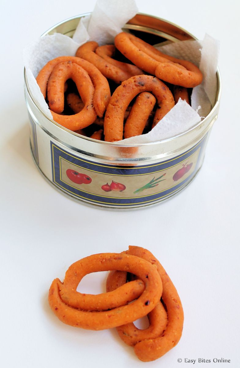 Kodubale - Traditional Snack