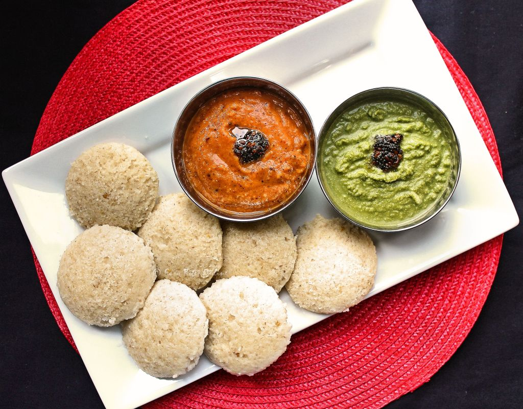 bulgur wheat idli - diabetic friendly