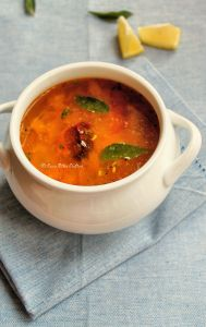 How to Make Lemon Rasam