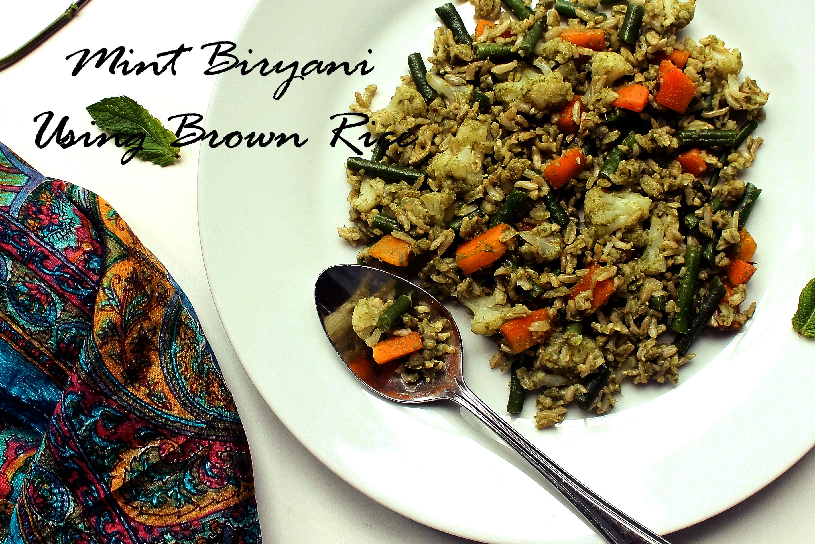 Brown Rice, Ifs, Ands And Buts, How To Cook Brown Rice Using