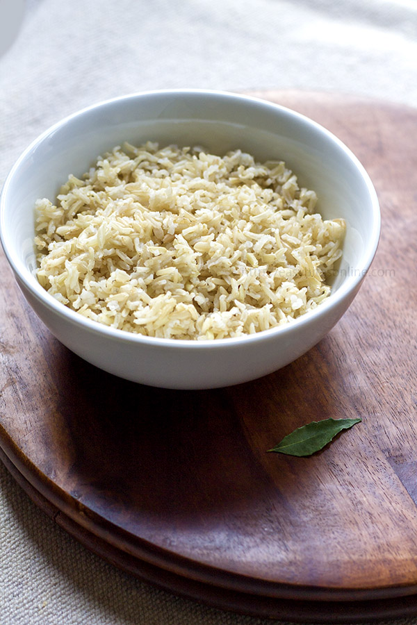 How To Cook Brown Basmati Rice Using Rice Cooker