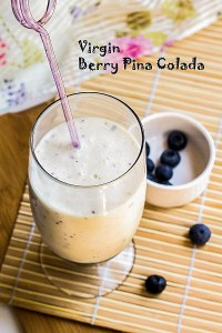 Virgin Berry Pina Colada