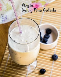 Virgin Berry Pina Colada Recipe