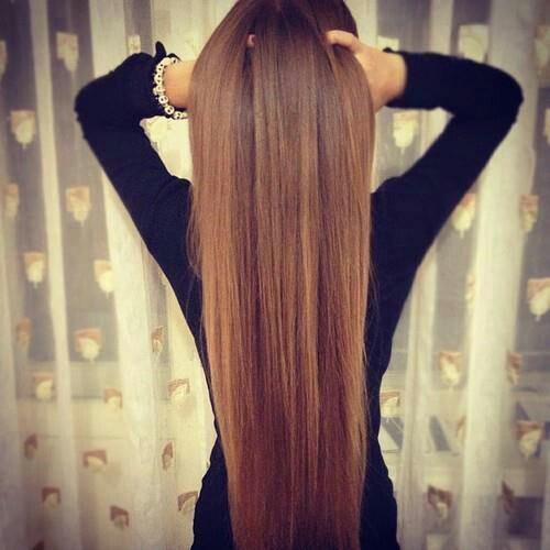 Pousse de cheveux huile de coco