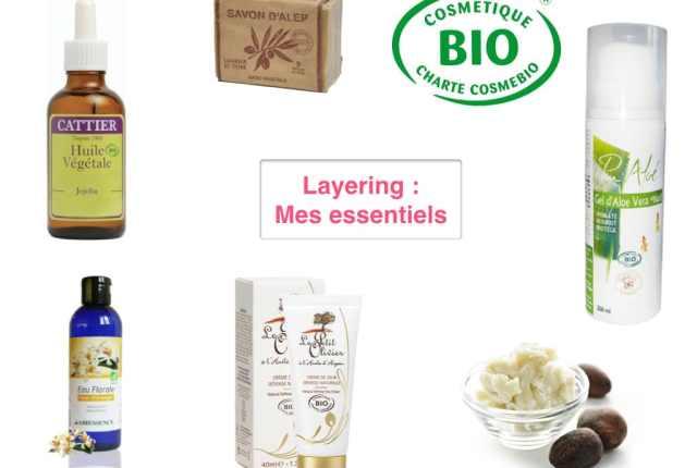 produits pour layering