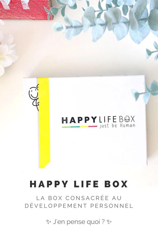 Le concept des box, on connait. Surtout les box beauté et food qui foisonnent sur internet. Aujourd'hui je vous parle d'une box axée sur le bonheur, l'épanouissement et le développement personnel. Tout ce que j'aime !