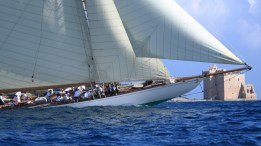 Classic yacht royal regatta cannes 2014